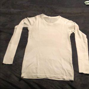 Lululemon Run Swiftly long sleeved top